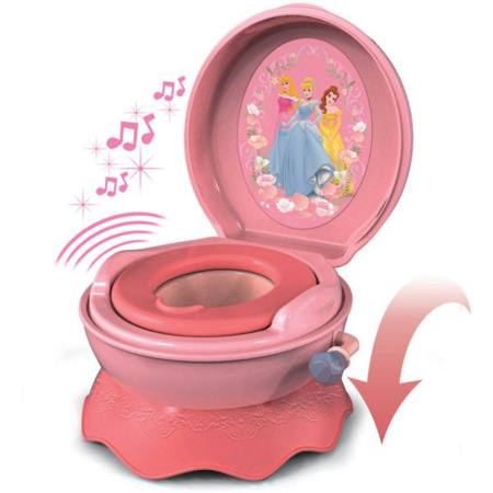 Pot sonore princesse 1