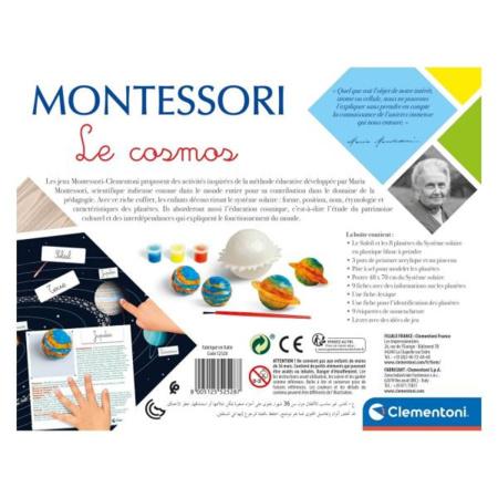 Montessori - Le cosmos CLEMENTONI 3