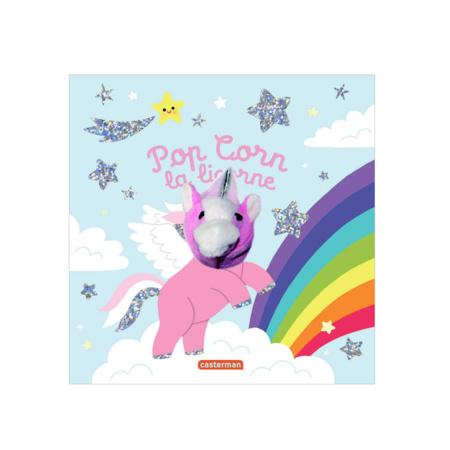 Livre Pop-corn la licorne édition spéciale CASTERMAN 1