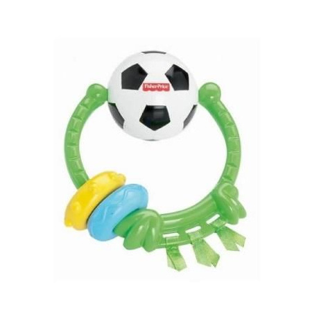 Hochet Balle de Football FISHER PRICE 1