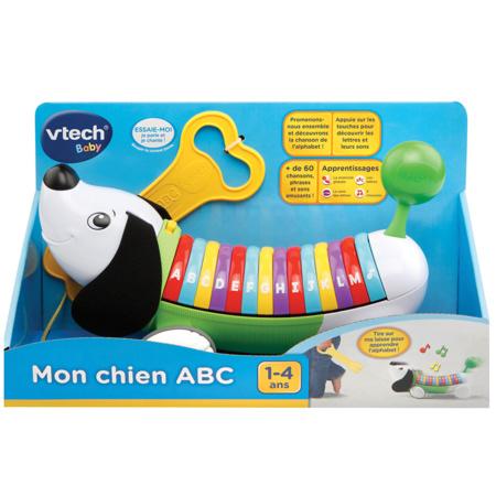 Mon chien ABC VTECH 2