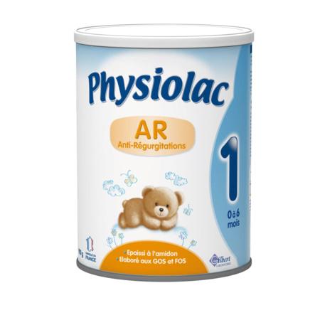 Lait en poudre Physiolac AR 1 PHYSIOLAC 1