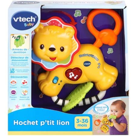Hochet P'tit Lion VTECH 2