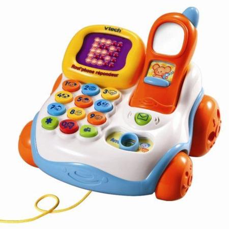 Roul'phone répondeur VTECH 1
