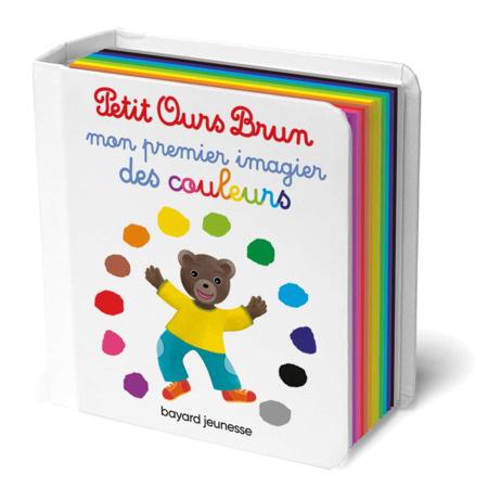 Livre Petit Ours Brun mon premier imagier des couleurs BAYARD JEUNESSE 1