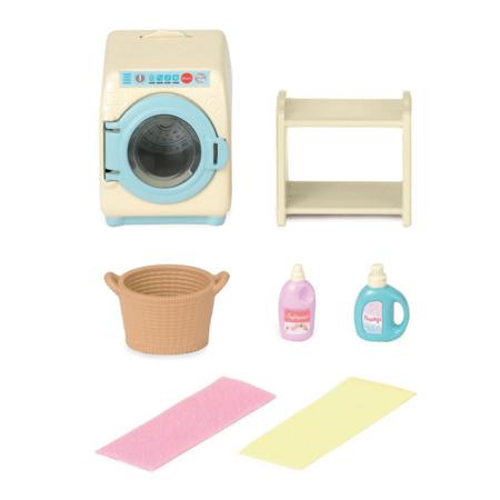 Set machine à laver SYLVANIAN FAMILY 1