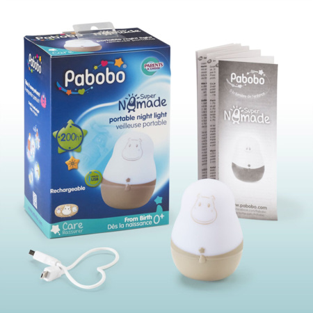 Veilleuse Super Nomade PABOBO 3