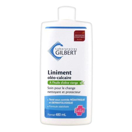 Liniment Oléo-calcaire LABORATOIRES GILBERT 1