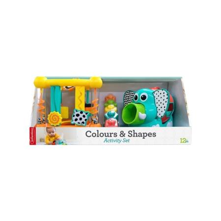 Coffret multi activité couleurs et formes INFANTINO BKIDS 1