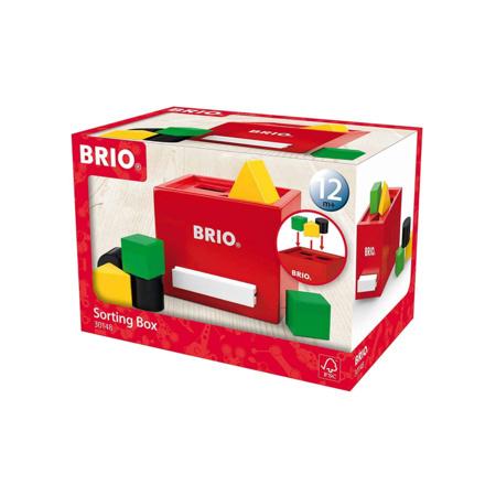 Boîte à formes BRIO 1