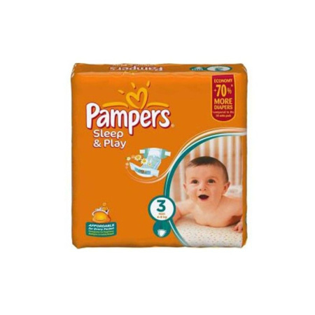 Couches Sleep & Play PAMPERS 1
