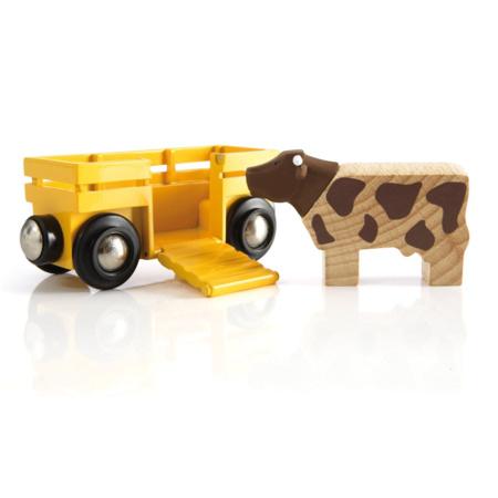 Wagon de transport de bétail 1