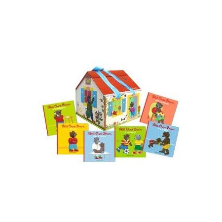 Coffret Maison Petit Ours Brun 6 volumes BAYARD JEUNESSE 1