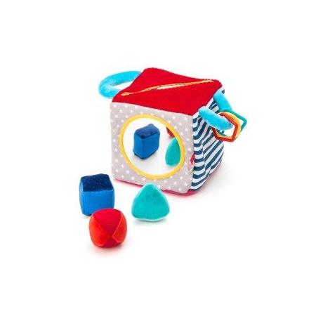 Cube d'activités cache-cache OXYBUL 1