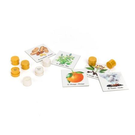 Les boîtes à odeurs Montessori NATURE & DECOUVERTES 2