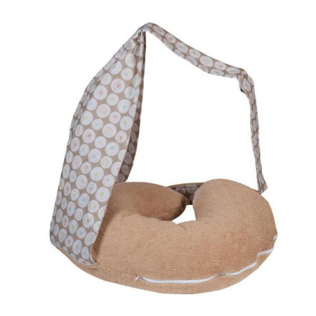 Coussin allaitement Myala Avec Bandeau De Discrétion 1