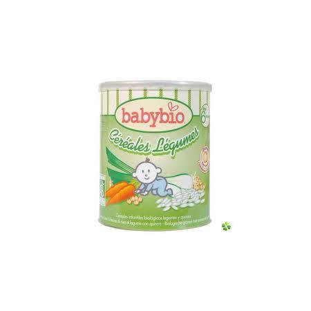 Céréales aux légumes BABYBIO 1