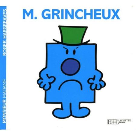 Livre Monsieur Grincheux HACHETTE JEUNESSE 1