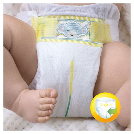 Couches Premium Protection PAMPERS 8