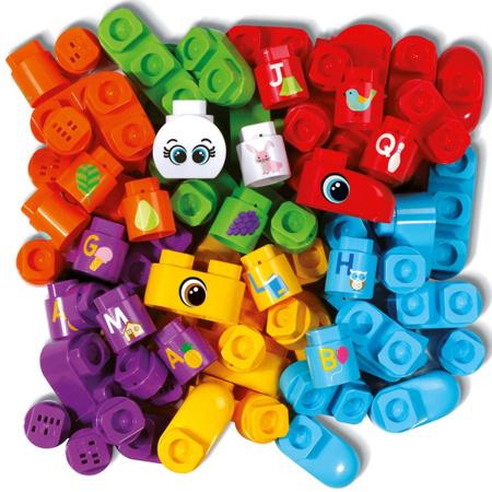 Coffret de blocs Bla Bla Blocks (x50) VTECH 2