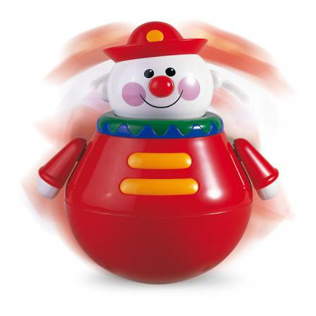 Clown roly poly TOLO 1