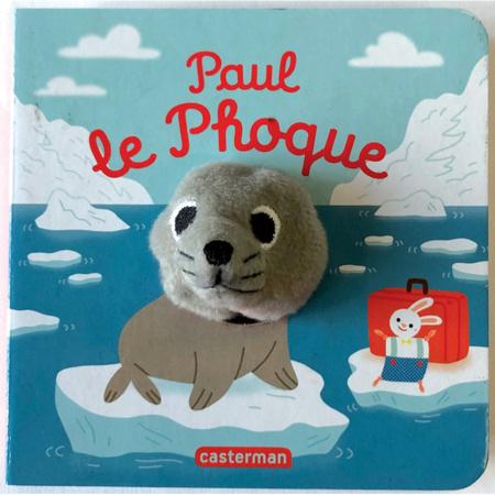 Livre Paul le phoque CASTERMAN 1