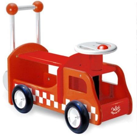 Camion de pompier porteur 1