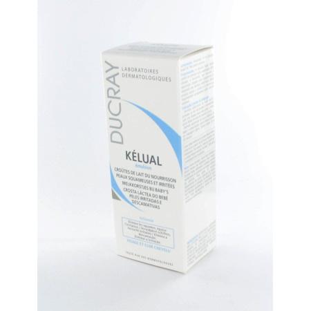 Emulsion Kelual croûtes de lait DUCRAY 1