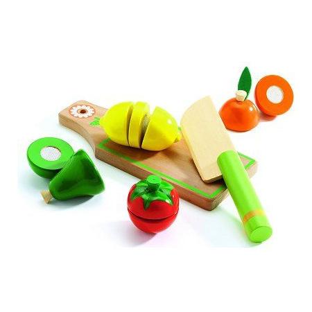 Fruits et légumes à couper DJECO 1