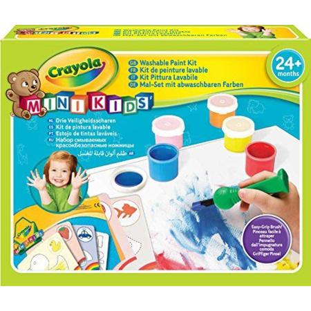 Mon premier kit de peinture - Mini Kids CRAYOLA 1