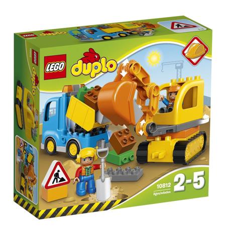 Duplo - Le camion et la pelleteuse LEGO 2