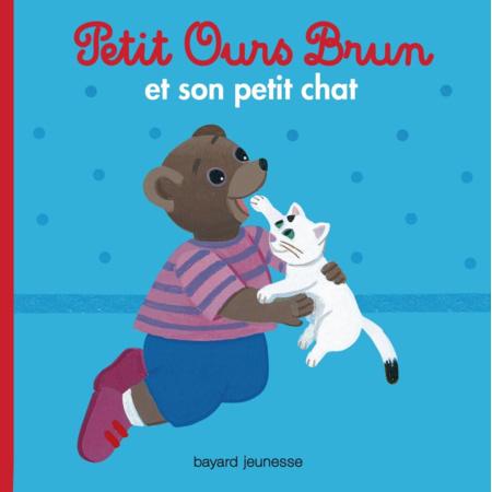 Petit Ours Brun et son chat Minou 1