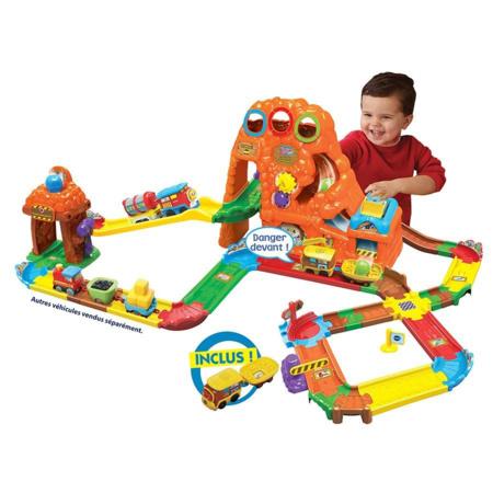 Tut Tut bolides -  Circuit Train Canyon Express VTECH 1