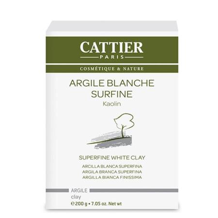 Argile blanche surfine  1