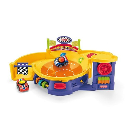 Roll 'n Racers - Piste musicale FISHER PRICE 1
