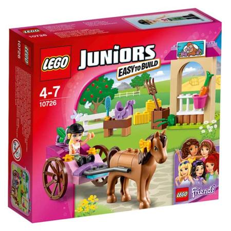 La calèche de Stéphanie LEGO 1