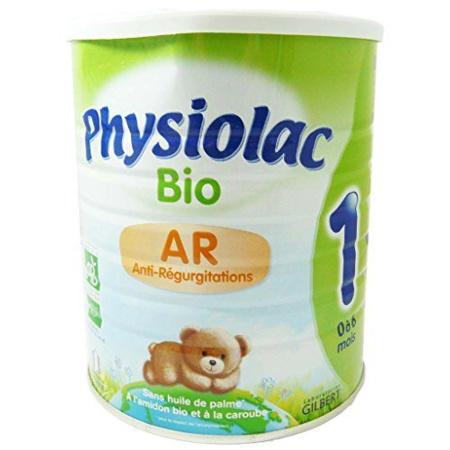 Lait Physiolac Bio AR 1 PHYSIOLAC 1