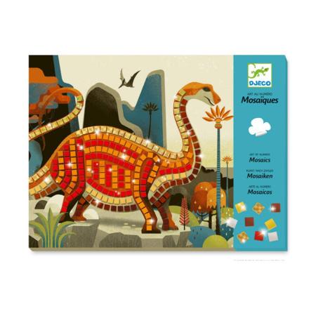 Mosaïques Dinosaures DJECO 1