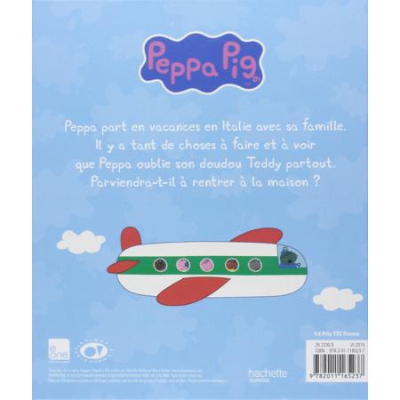 Livre Peppa part en vacances HACHETTE JEUNESSE 2