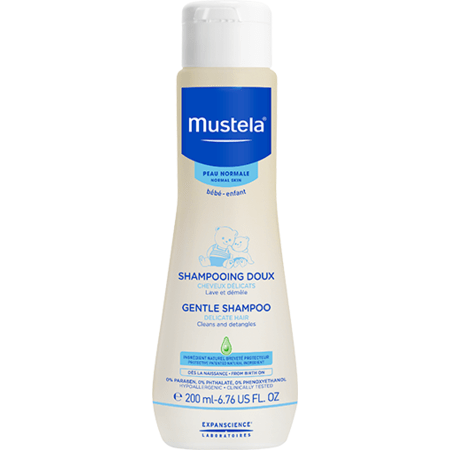 Shampooing doux MUSTELA 3