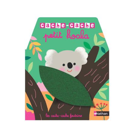 Livre Cache-cache petit koala NATHAN 1