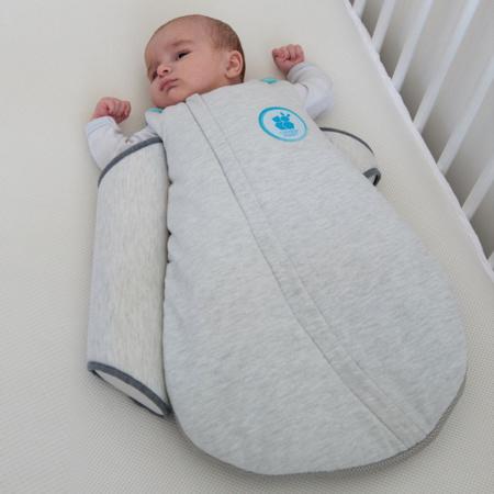 Cale-bébé ergonomique Air+ CANDIDE 5