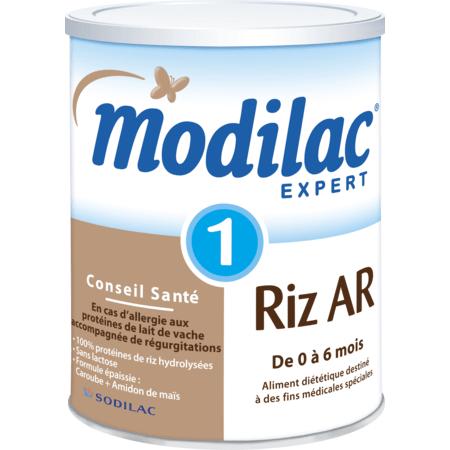 Lait Expert Riz AR 1 MODILAC 1
