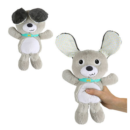 Peluche interactive - Chiot rieur BRIGHT STARTS 1