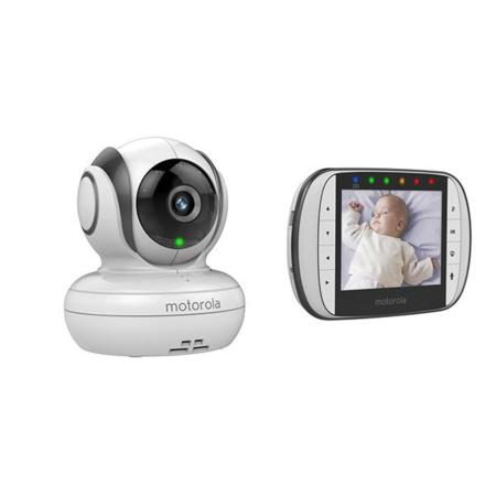 Babyphone vidéo MBP36S MOTOROLA 1