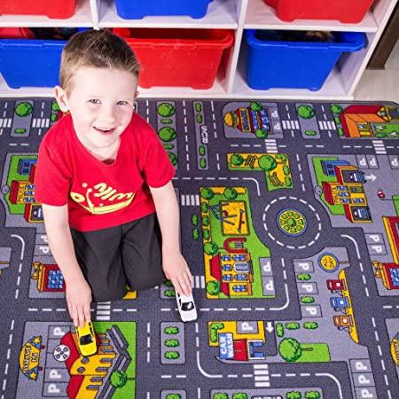 Tapis de jeu pour enfants THE RUG HOUSE 1