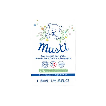 Musti Eau de soin parfumée MUSTELA 2