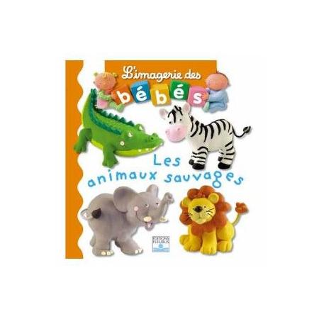 L'imagerie des bébés - Les animaux sauvages FLEURUS 1