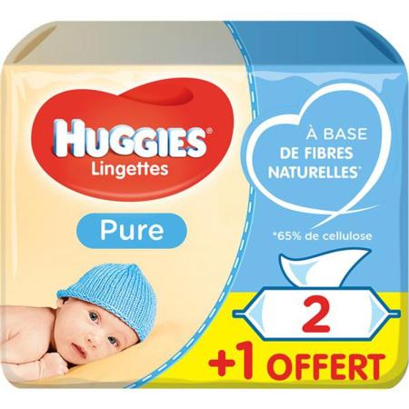 Lingettes Pure 1