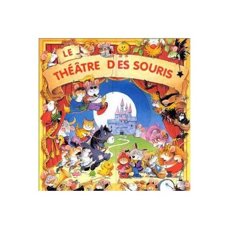 Livre Le Théâtre des Souris GRUND 1